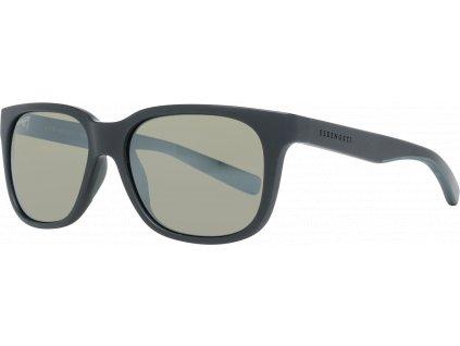 Pánske okuliare Serengeti Sunglasses 8678 Egeo 55 Sanded Black