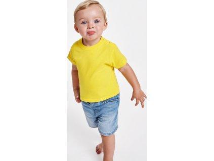 Kojenecké tričko BABY, viac farieb