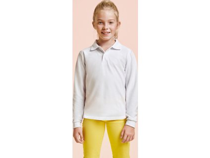 Detská polokošeľa s dlhým rukávom CARPE CHILD, viac farieb
