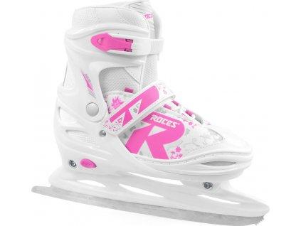 Dievčenské korčule Roces Jokey Ice 2.0 Girl 450697 001