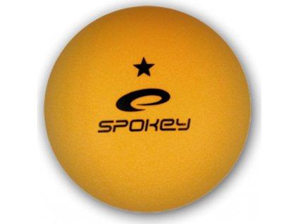 Loptičky na stolný tenis Spokey Learner*/6 kusov/ 81873