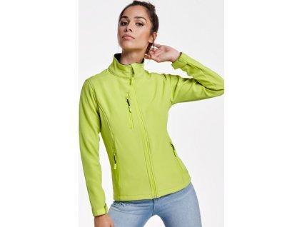Dámska softshellová bunda NEBRASKA WOMAN, viac farieb