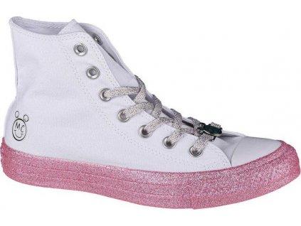 Dámske tenisky Converse X Miley Cyrus Chuck Taylor Hi All Star W 162239C