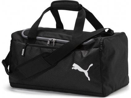 Taška Puma Fundamentals Sports Bag S čierna 075527 01