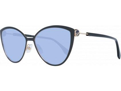 Dámske slnečné okuliare Fendi Sunglasses FF0413/S 2M2 60