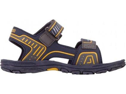 Detské sandále Kappa Paxos Jr 260864K 6744