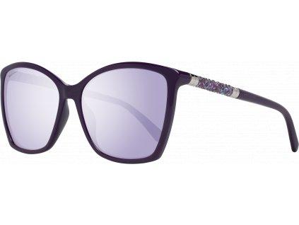 Dámske slnečné okuliare Swarovski Sunglasses SK0148 83Z 56