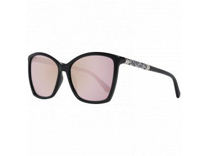 Dámske slnečné okuliare Swarovski Sunglasses SK0148 01Z 56
