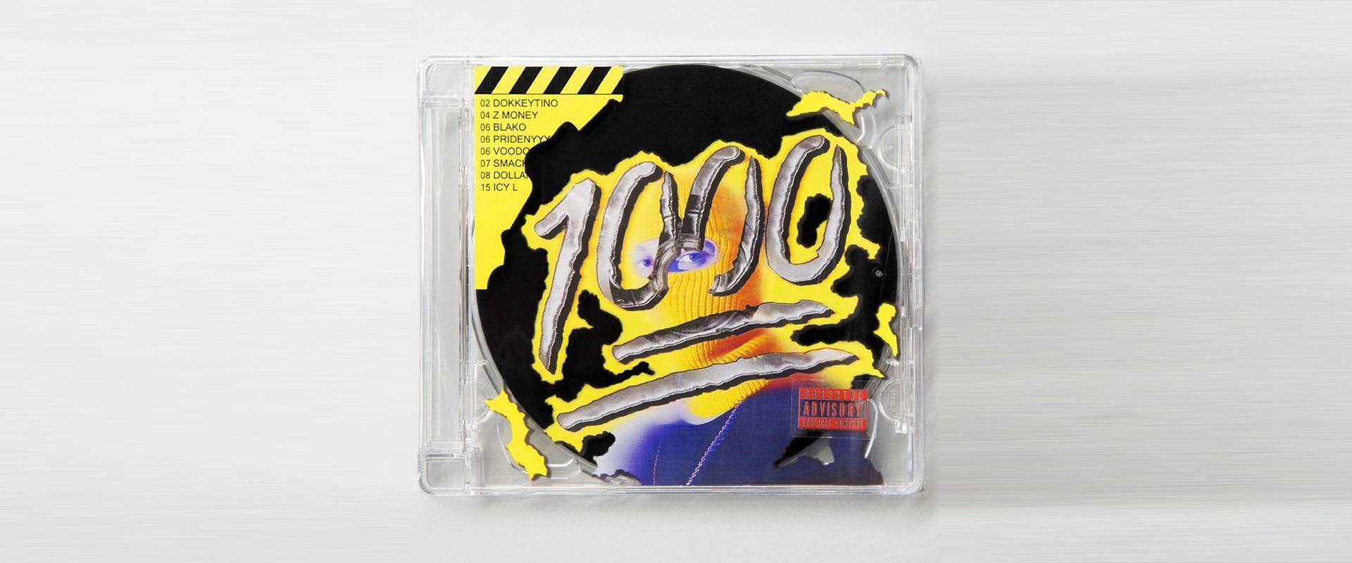 Posledních 300 kusů CD Hugo Toxxx 1000 z limitované edice.