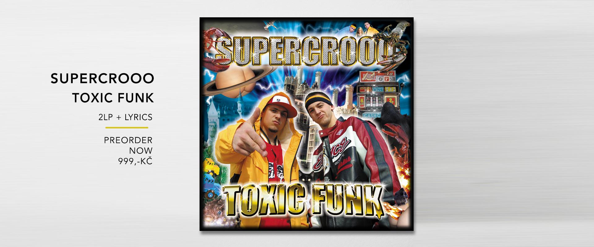 Toxic Funk 2LP