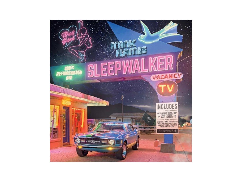 cd frank flames sleepwalker