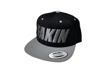 FAKINsnpbc black grey
