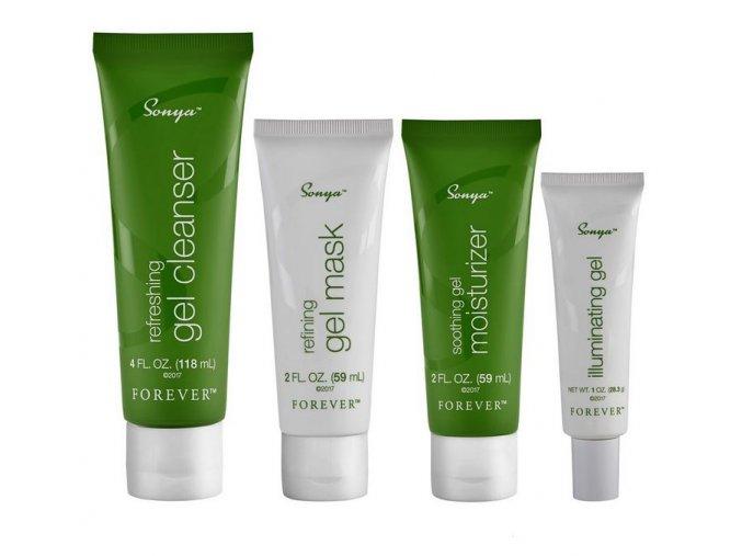 Sonya™ daily skincare system 1