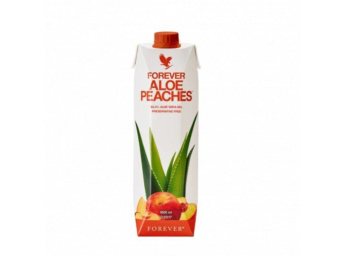 aloe bits n peaches