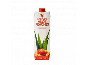 aloe bits n peaches