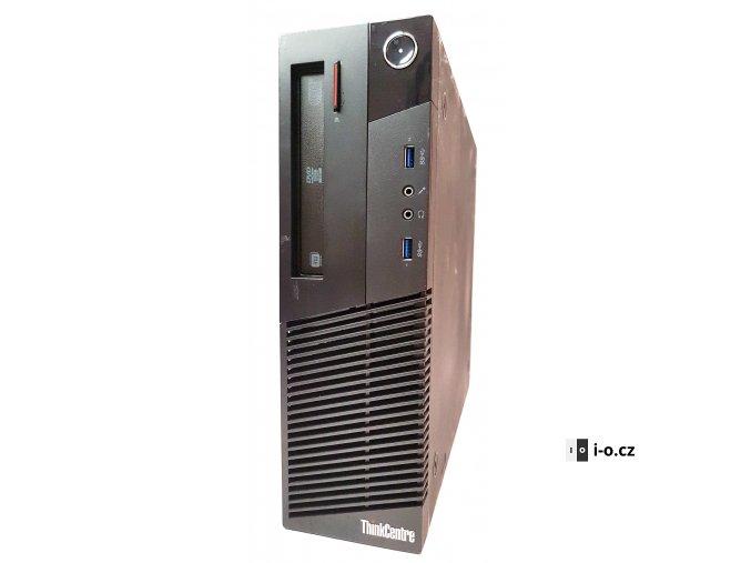 LENOVO THINKCENTRE SSF M93P, INTEL I5-4570, 3,2GHz, 8G RAM, 256GB SSD, DVD MULTI RECORDER R DL, USB 3.0, WIN 10 PRO X64, REPASOVANÝ