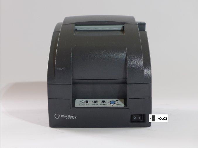 Pokladní jehličková tiskárna Samsung Bixolon SRP-275 - černá repasovaná