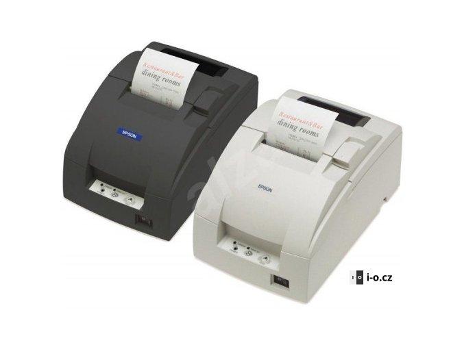 Pokladní jehličková tiskárna Epson TM-U220B - repasovaná  - Pokladní jehličková tiskárna