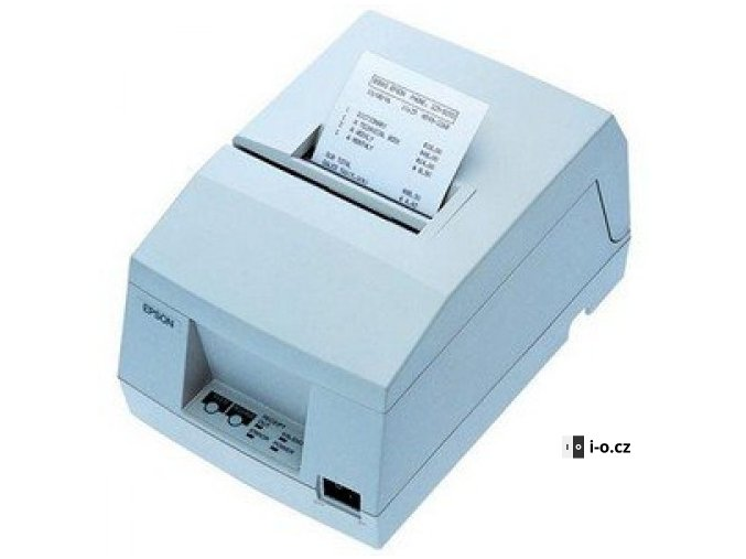 Pokladní jehličková tiskárna Epson TM-U325D - repasovaná
