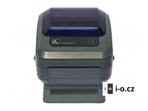 Tiskárna GX430d 1 webová verze