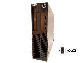Lenovo ThinkCentre M91p, Intel i5-2400, 4G RAM, 120GB SSD, DVD ROM, WIN 10  PRO x64, Repasovaný