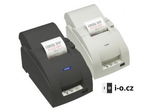 Pokladní jehličková tiskárna Epson TM-U220A - repasovaná