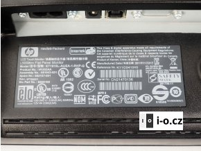 """Dotykový monitor 15"""" Elo ET1515L  - repasovaný  - Dotykový monitor 15"""""""