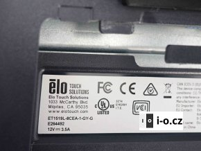 Monitor Elo 1 web