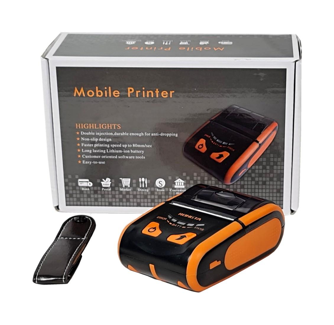 Mobilní tiskárna RPP200 Rongta USB+Bluetooth nová