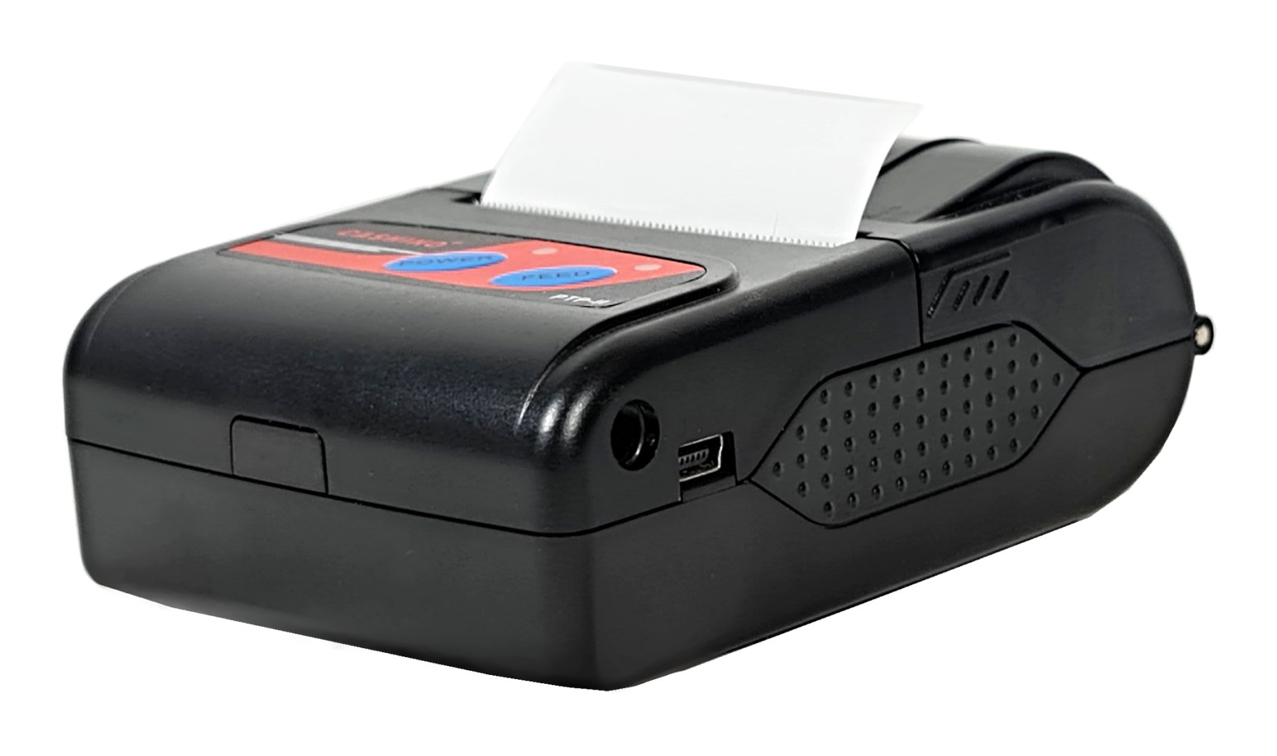 Mobilní tiskárna Cashino PTP - II DUAL BT Android, iOS a Windows repasovaná