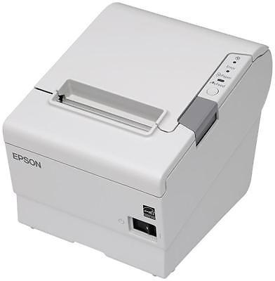 Pokladní termo tiskárna Epson TM-T88V - repasovaná Barva: Bílá