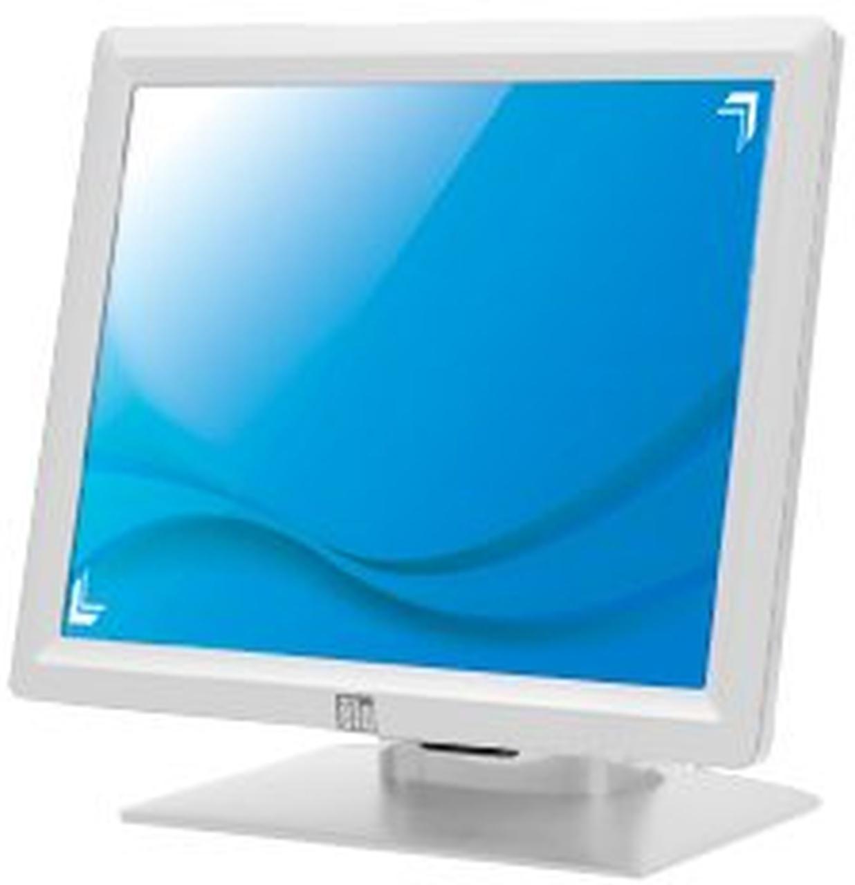"""Dotykový monitor 15"""" Elo ET1517L - zánovní Barva: Bílá, Rozhraní: USB, dotyková technologie: Rezistivní ( Accutouch ), Rámeček: ZB (bez vystouplého…"""