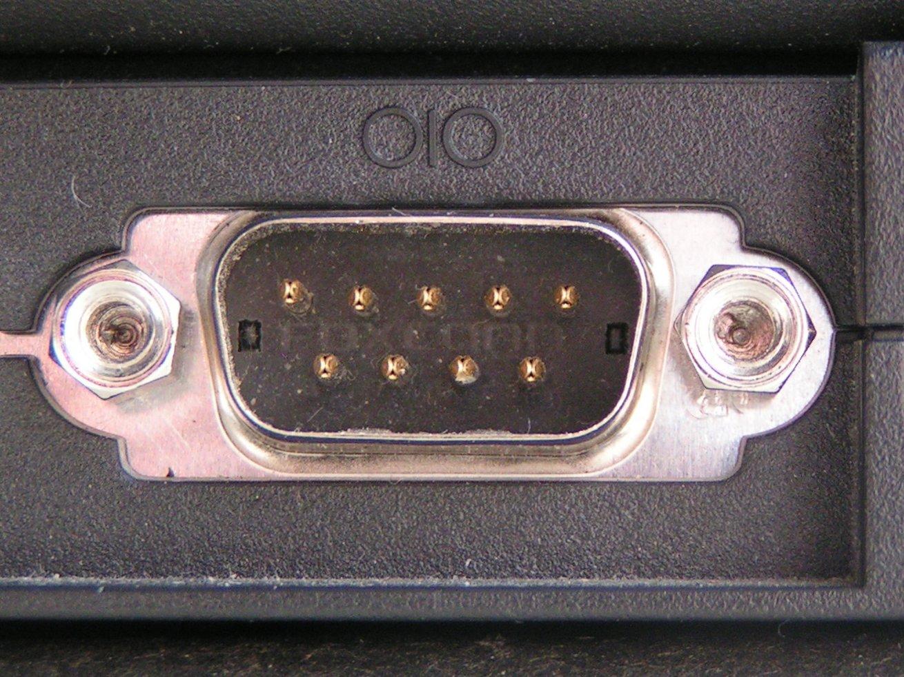 Bezdrátová čtečka čárových kódů Symbol P370 s klávesnicí - repasovaná Porty: Sériový RS232