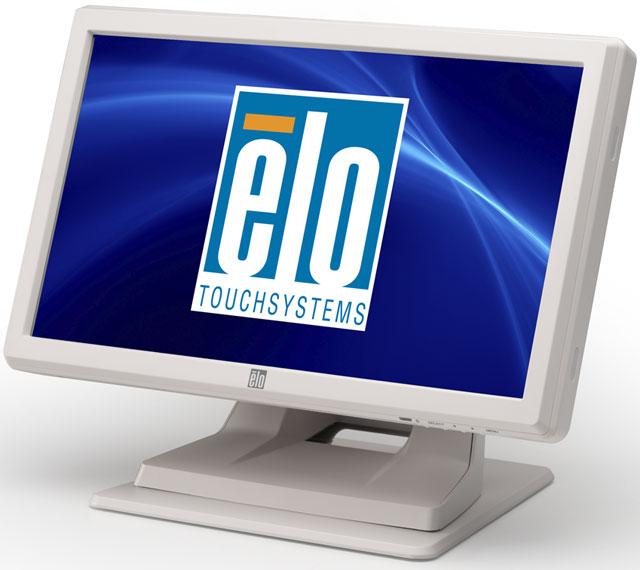 """Dotykový monitor 15"""" Elo ET1519LM - zánovní Barva: Bílá, Rozhraní: USB, dotyková technologie: PCAP ( Projected Capacitive )"""