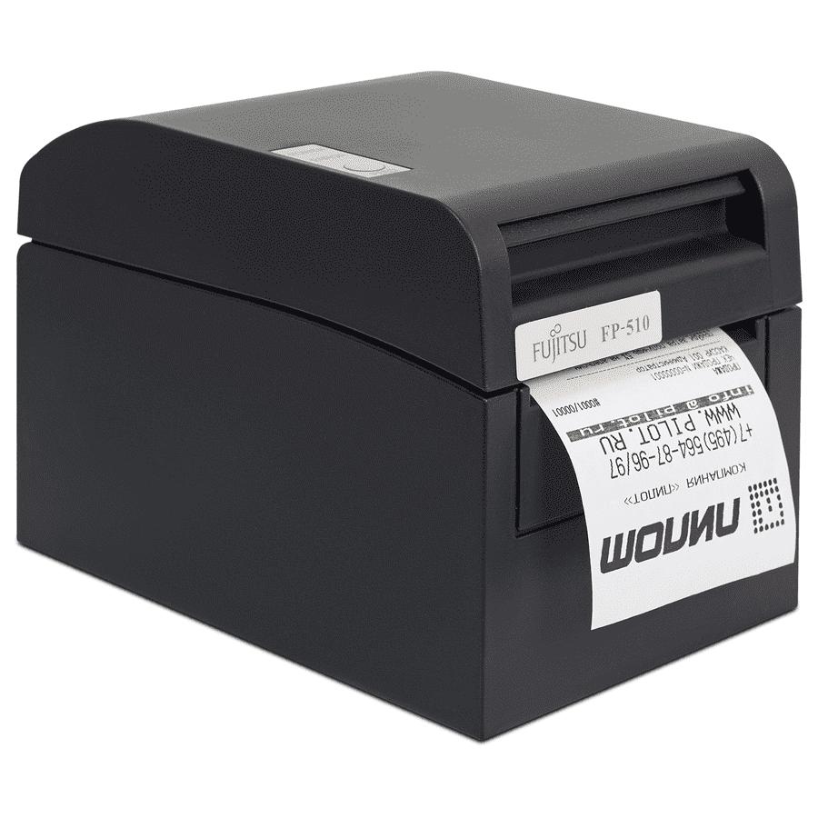 Pokladní termo tiskárna Fujitsu FP510II repasovaná