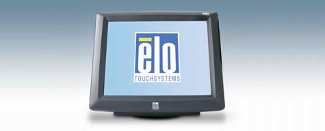 """Dotykový monitor 12"""" Elo ET1229L černý - nový bez nohy"""