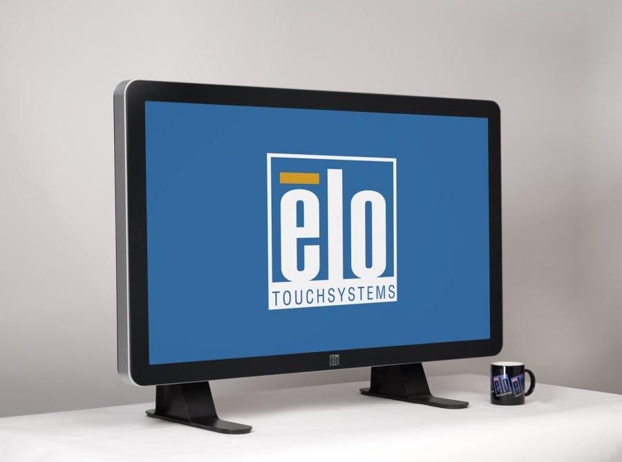 """Interaktivní digitální tabule 42"""" Elo ET4200L - zánovní dotyková technologie: SAW ( Surface Accoustic Wave / Intellintouch )"""