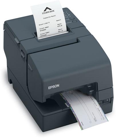 Pokladní termo tiskárna Epson TM-H6000IV - nová