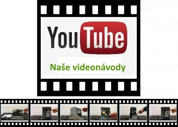 Naše videa na YouTube