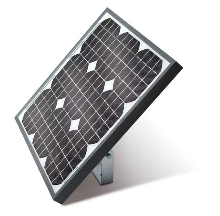 Solární napájení