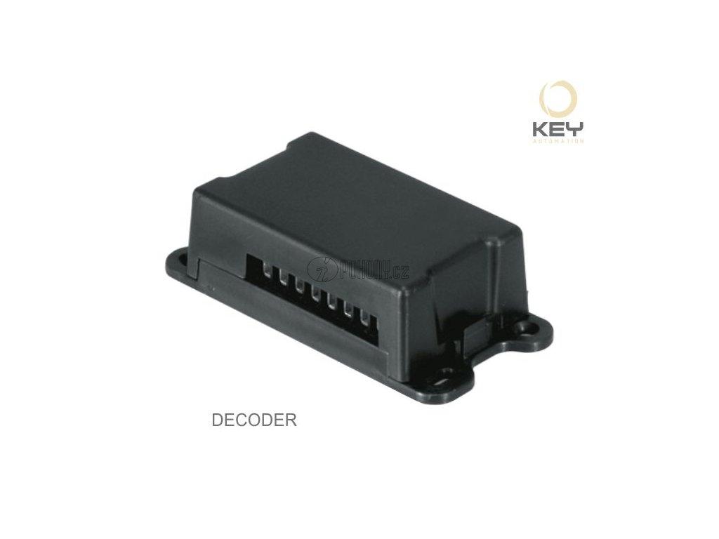 Dekóder DECSEL-W pro digitální klávesnici SEL-D