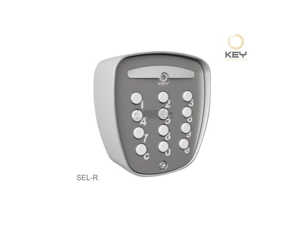 SEL-R - Bezdrátová digitální klávesnice