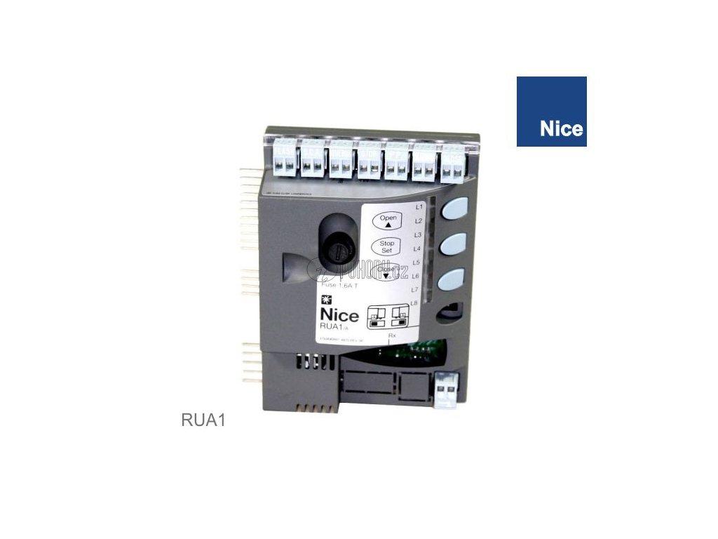 RUA1 - náhradní řídicí jednotka pro pohony RUN 1800/ 2500