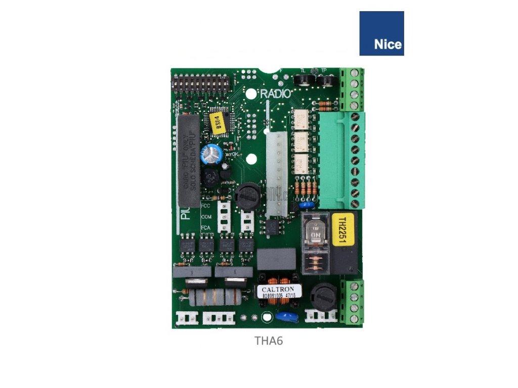 NICE THA6 - řídící jednotka pro motor THOR2251