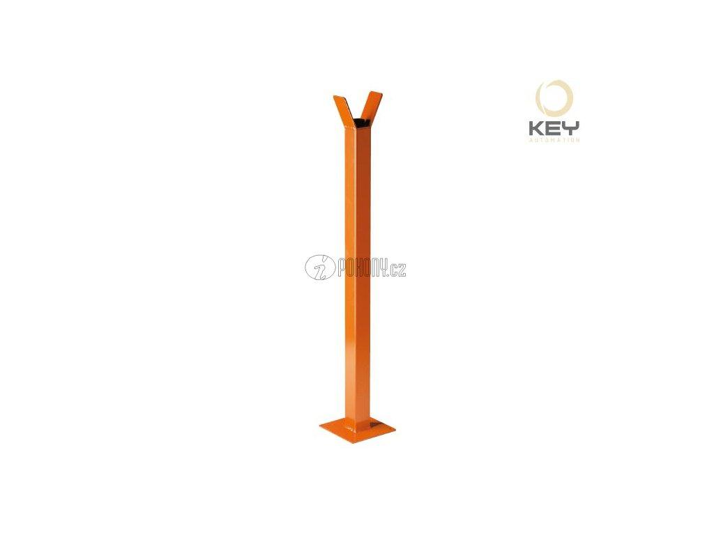 KEY APF - Pevná podpěra pro rameno závory, výška 82cm