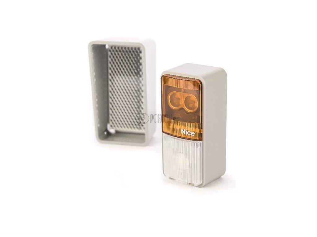 NICE EPMOR - reflexní fotobuňky s odrazkou