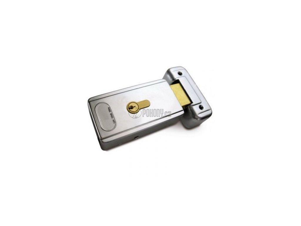 NICE PLA11 - horizontální elektrický zámek pro křídlová vrata