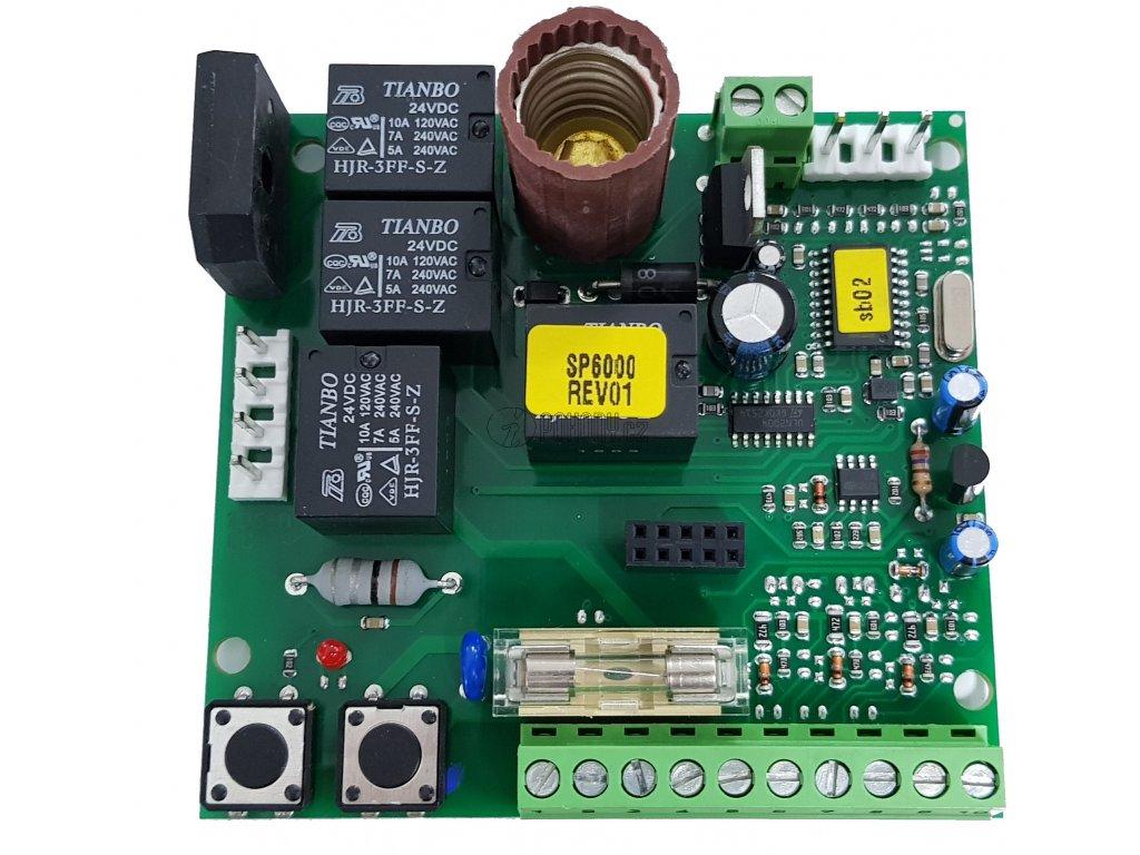 NICE SPA20 - řídící jednotka pro pohony SPIDER 6060 a SPIDER 6065