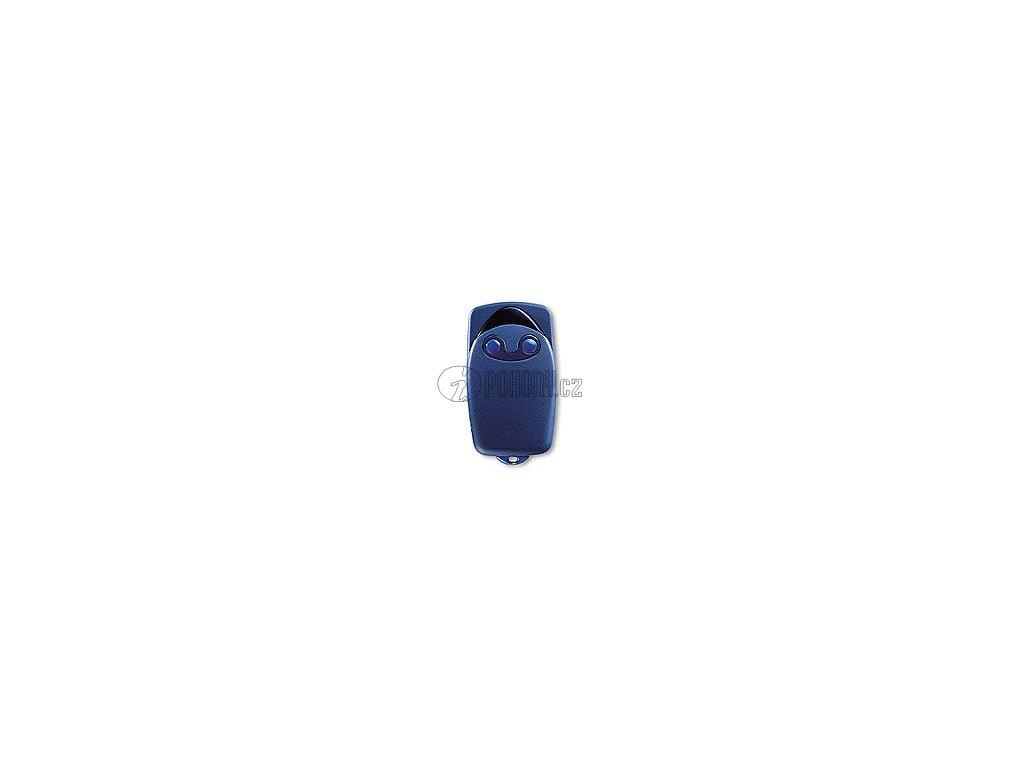 Dálkový ovladač NICE FLO2, pevný kód, 2-kanálový, 433 MHz