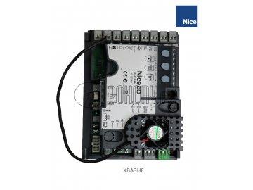NICE XBA3 - Řídící jednotka pro závoru MBAR/LBAR